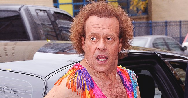 Richard Simmons' Life after He Disappeared from the Public Eye