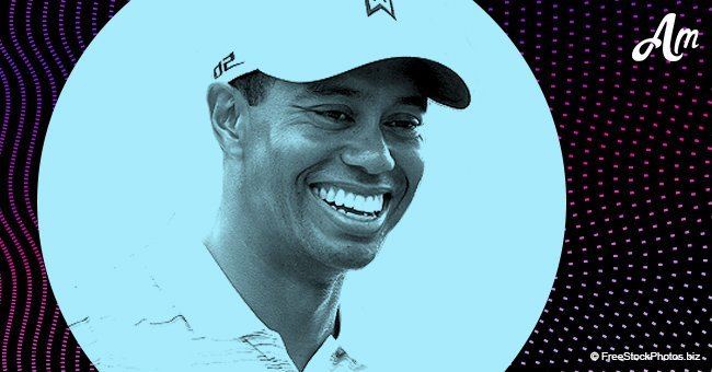 Tiger Woods caught on camera with his stunning new girlfriend. His ex also gets some attention