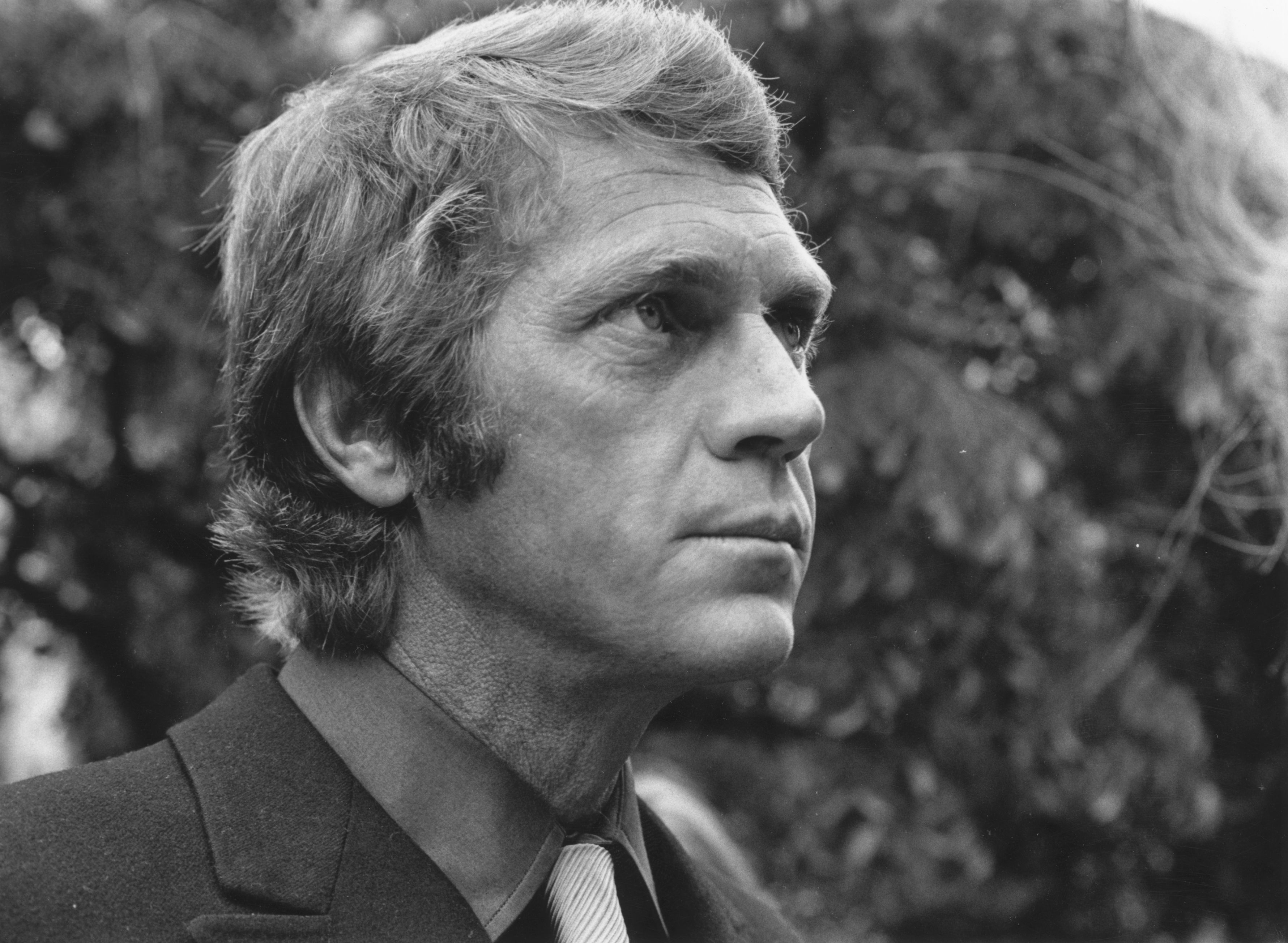 Steve McQueen poses in London | Photo: Getty Images
