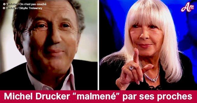 """Michel Drucker avoue avoir été """"maltraité"""" par ses proches"""