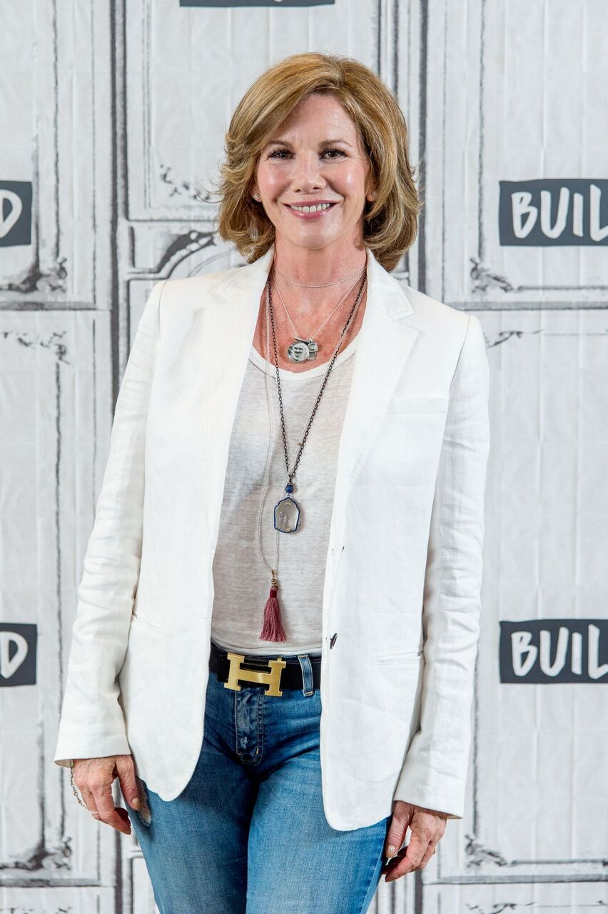 "Melissa Gilbert discusses ""If Only"" with the BuiLd Series at Build Studio. 