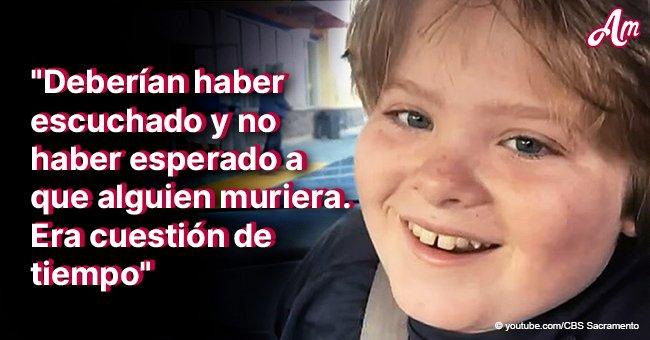 Suspenden certificación de escuela tras estudiante de 13 años morir al ser restringido físicamente