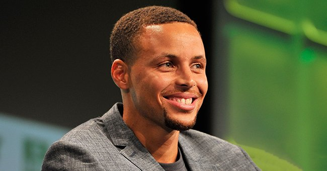 See Steph Curry's Son Canon's Cute Facial Expressions While Listening to Worship Music (Video)