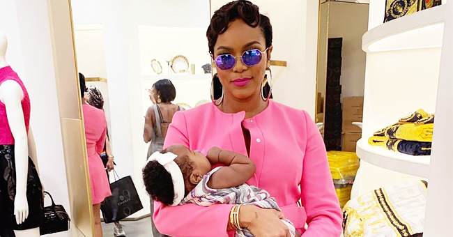 LeToya Luckett Gets Real about Post-Baby Body Struggles, Gives Advice to Moms