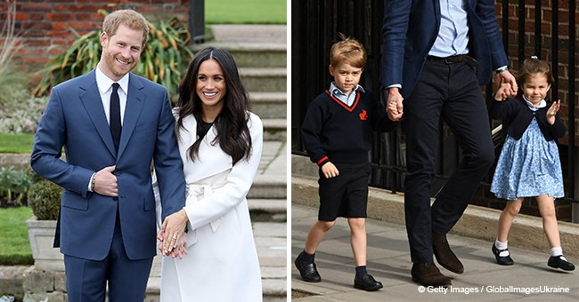 Why Harry and Meghan's children won't get Royal titles