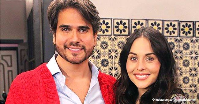 """Zuria Vega y Daniel Arenas finalmente están de regreso en """"Mi marido tiene más familia"""""""