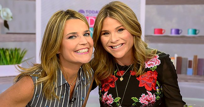 Savannah Guthrie Shares a Touching Tribute to Jenna Bush Hager after She Forgot Her Birthday