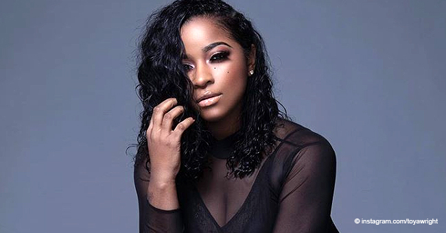 Toya Wright Shares Photos of Rarely-Seen Boyfriend Having a Special Moment with Daughter Reign