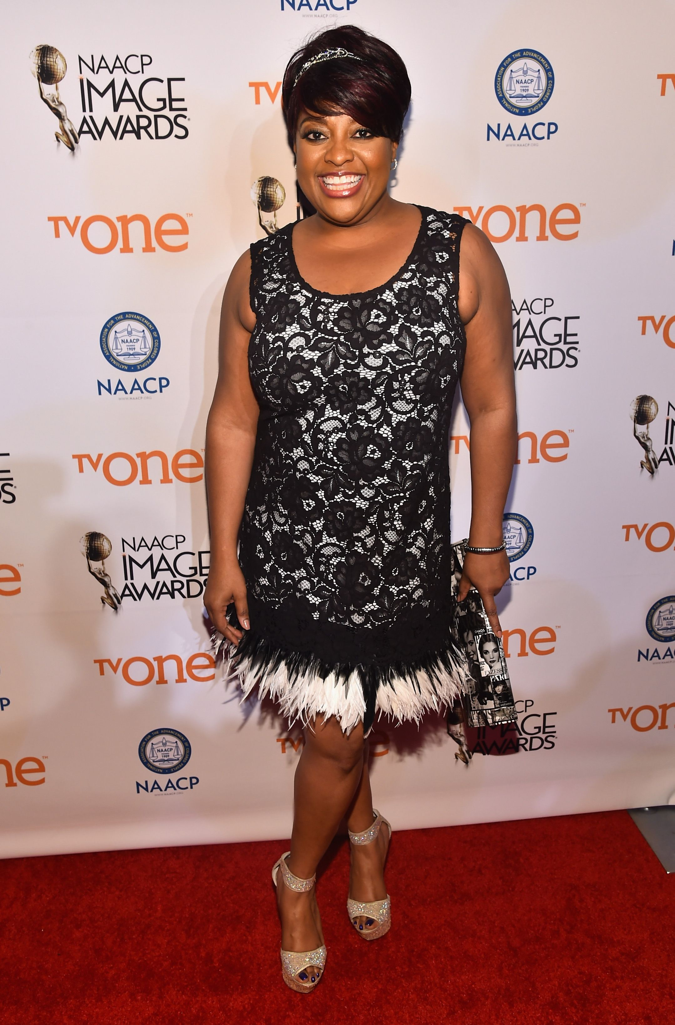 Sherri Shepherd at the NAACP Image Awards on February 5, 2015 in Pasadena. | Photo: Getty Images