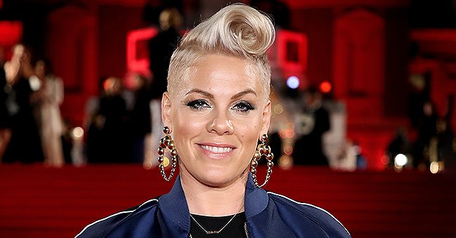 Pink Talks about Rollercoaster Symptoms of Her Toddler Son Who Tested Positive for COVID-19