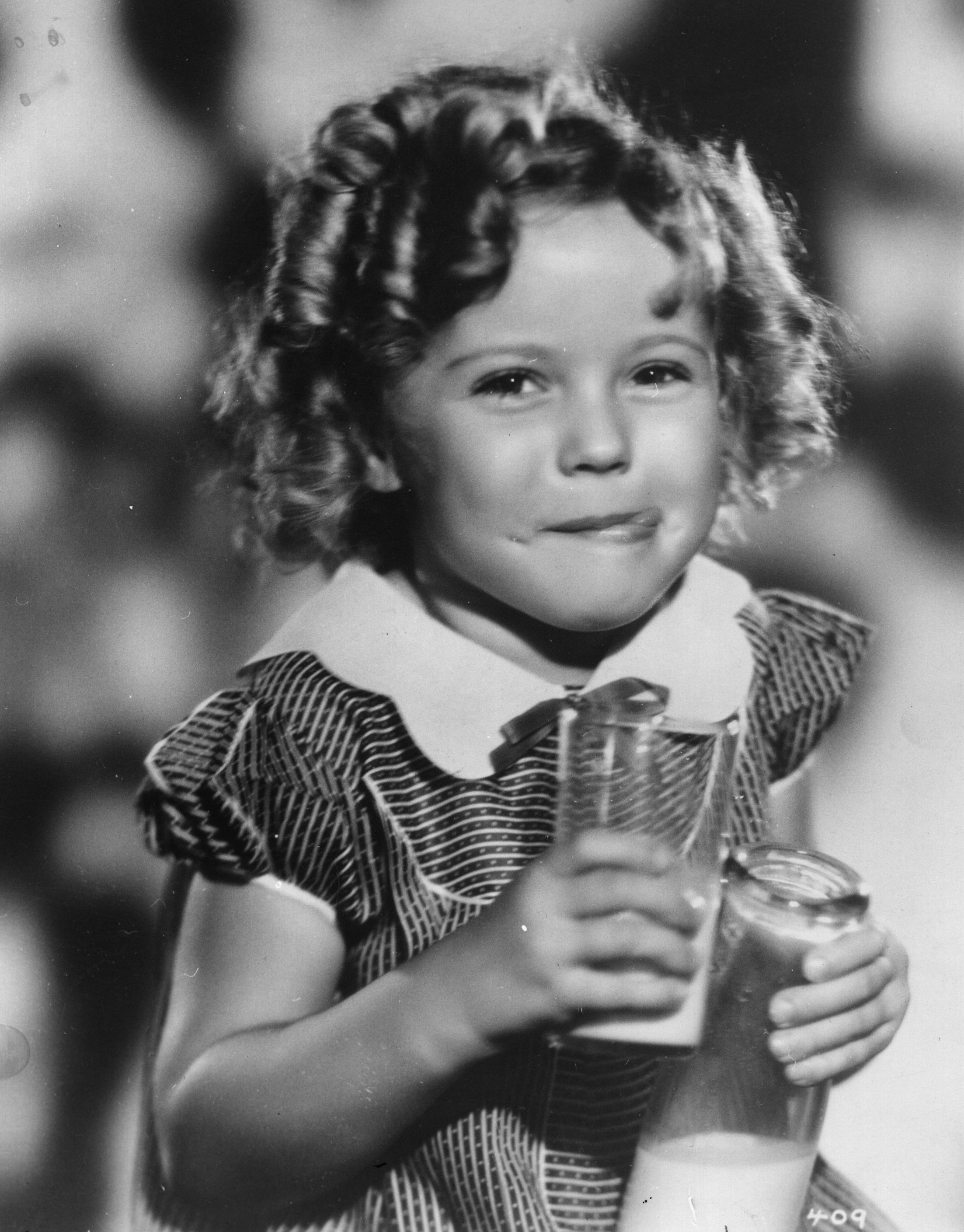 Shirley Temple (1928 ) the American child star started performing in films at three years. | Source: Getty Images