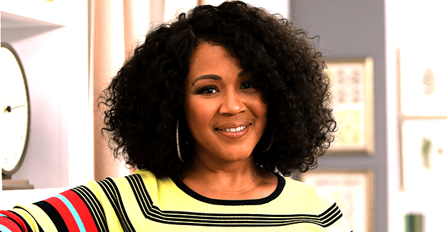 Erica Campbell from Mary Mary Shares Photo of Her Mom Rocking Cropped Denim Jacket and a Pencil Skirt