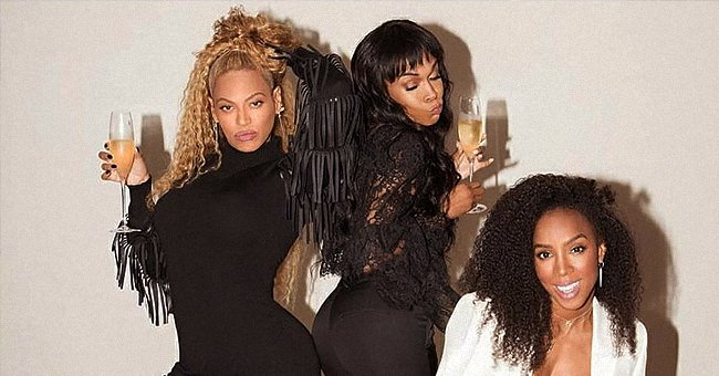 Kelly Rowland Shares a Fun Throwback Photo with Michelle Williams and Beyoncé – Here's Why