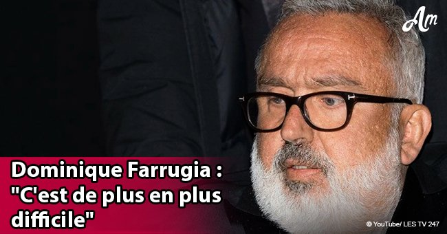 """Dominique Farrugia, souffre d'une maladie incurable: """"C'est de plus en plus difficile"""""""