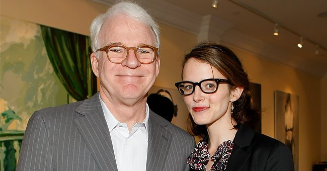 'Father of the Bride's' Steve Martin Is a Doting Dad — Meet His Only Daughter with Wife Anne