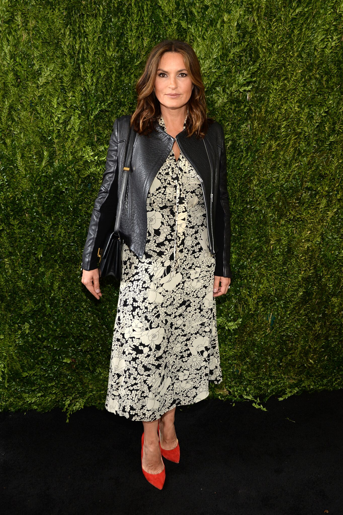 Mariska Hargitay attends Chanel Women's Filmmaker Luncheon during the 2017 Tribeca Film Festival  | Getty Images