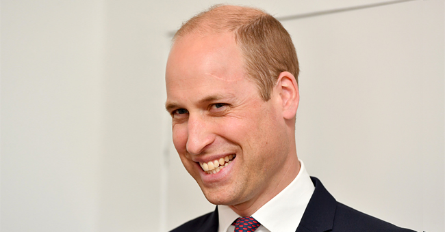 Prince William Reveals He Got a 'Harry Potter' Scar after Being Hit with a Golf Club at 13