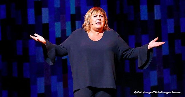 Michèle Bernier parle de ses relations malheureuses avec les hommes à cause de son sens de l'humour