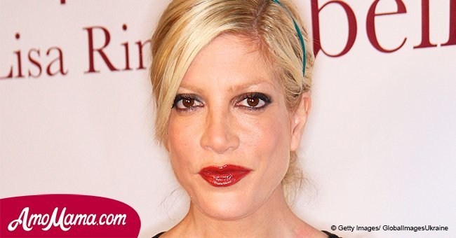 Tori Spelling is reportedly hospitalized following a recent incident with her husband