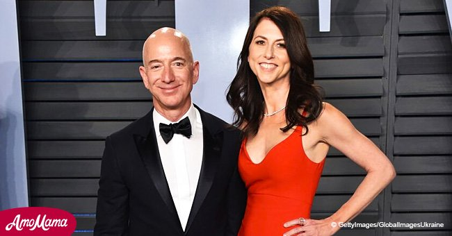 Amazon boss Jeff Bezos and his wife MacKenzie are divorcing