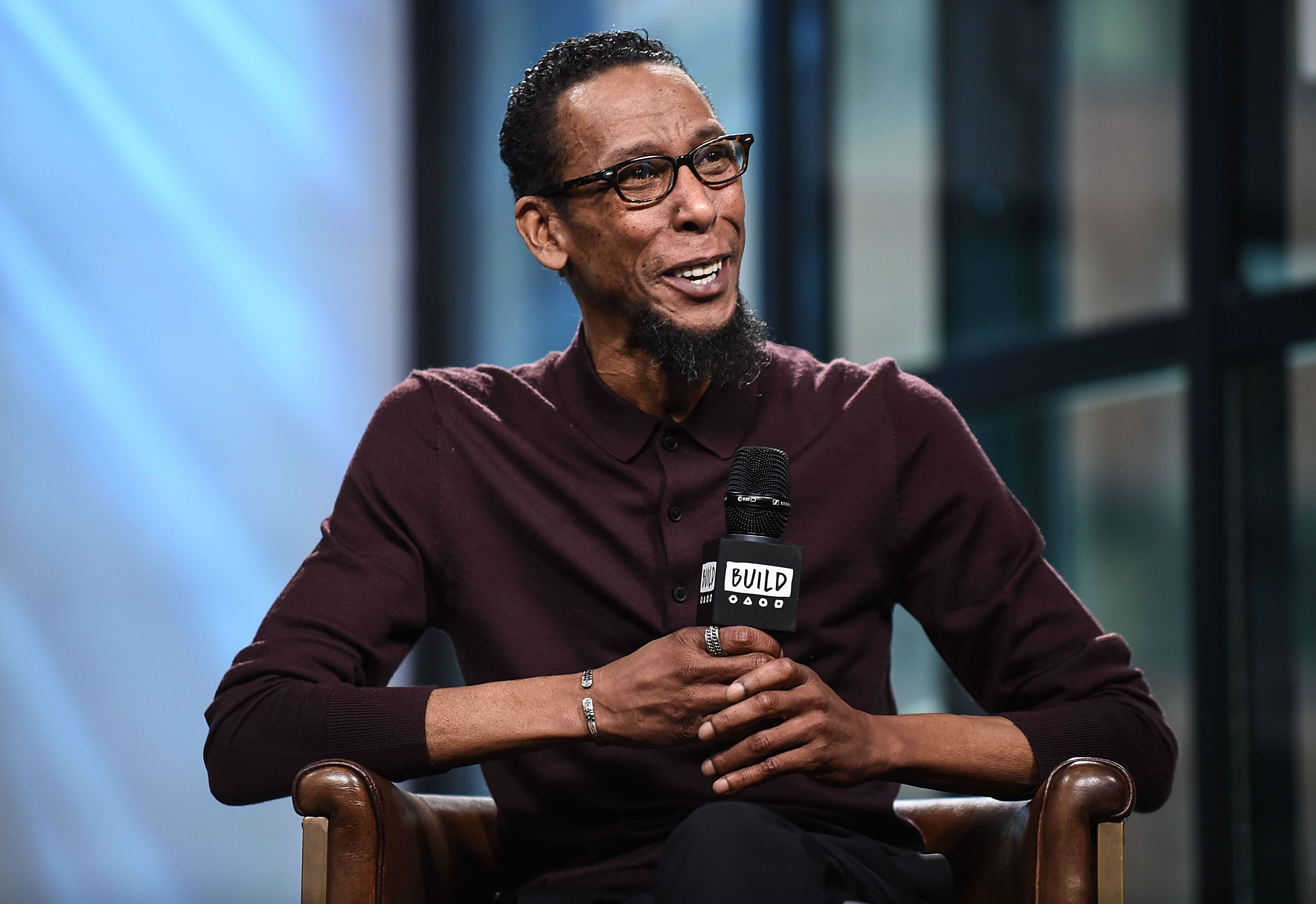 Ron Cephas Jones attends the Build Series to discuss the show 'This is Us' at Build Studio on May 16, 2017 in New York City. | Source: Getty Images