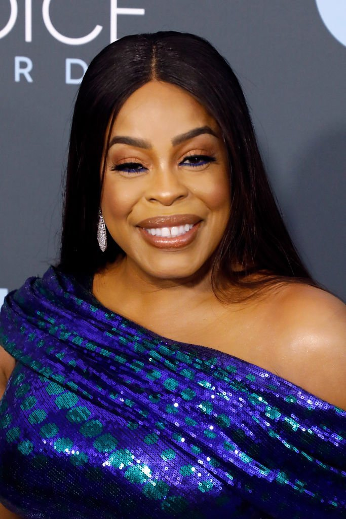 Niecy Nash attends the 25th Annual Critics' Choice Awards at Barker Hangar | Photo: Getty Images