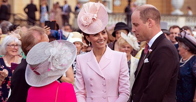 Kate Middleton rayonne dans une tenue des plus chics