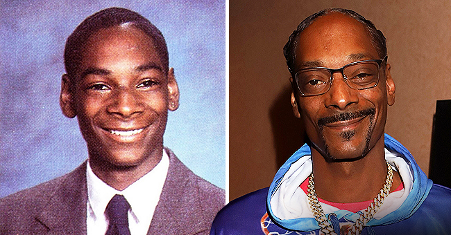 Snoop Dogg Shares Throwback Photo of Himself from High School and Fans Weigh In