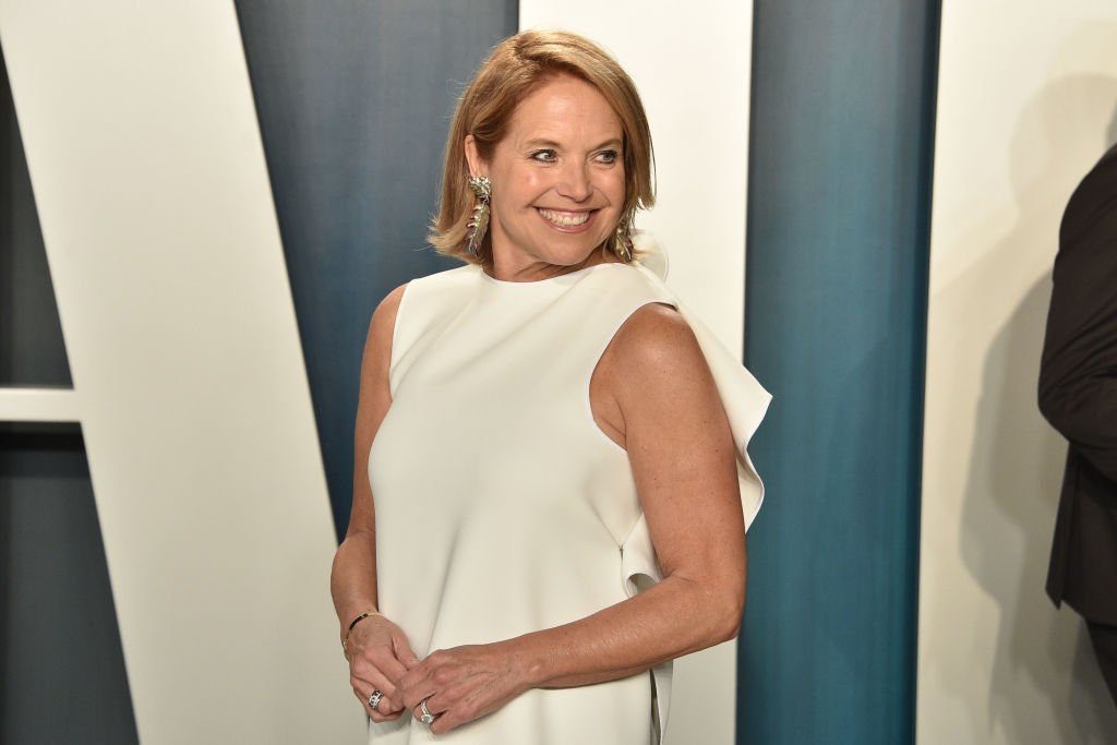 Katie Couric attends the 2020 Vanity Fair Oscar Party on February 09, 2020. | Photo: Getty Images