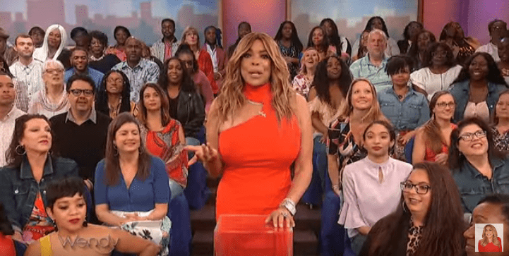 Wendy Williams announces the renewal of her show on September 16, 2019 | Photo: YouTube/The Wendy Williams Show
