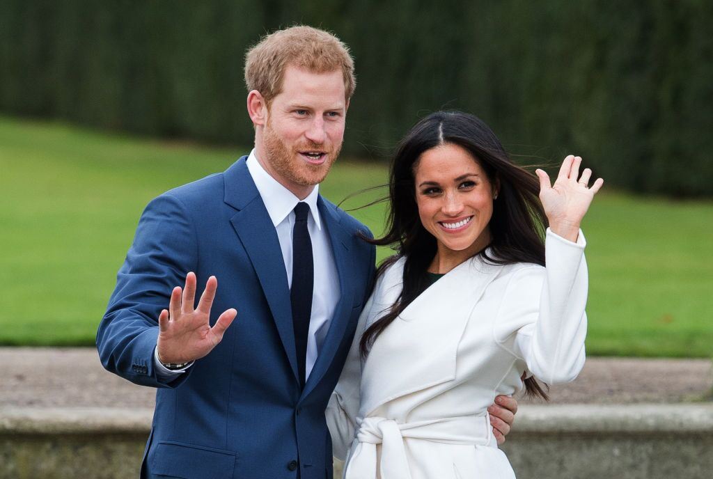 Prince Harry and Meghan Markle| Photo: Getty images