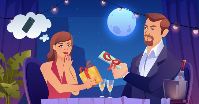 A Woman Spends a Lot of Effort on a Gift, And In Return She Gets Unpleasant Present Every Year
