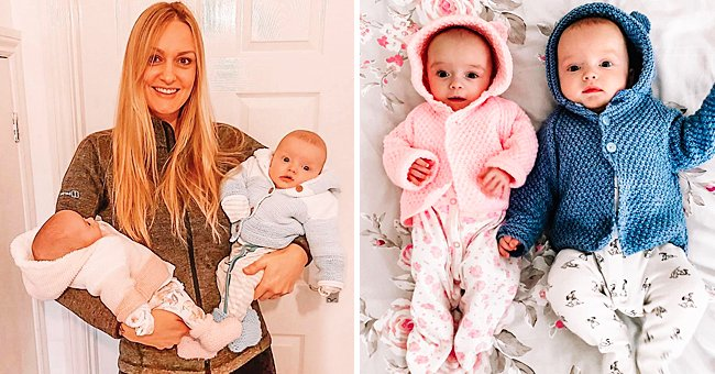 Woman Delivers Twins Conceived 3 Weeks Apart — Here's Her Story