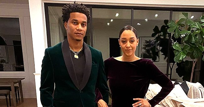 Tia Mowry from 'Family Reunion' & Husband Cory Hardrict Answer Questions about Their Relationship in New Video