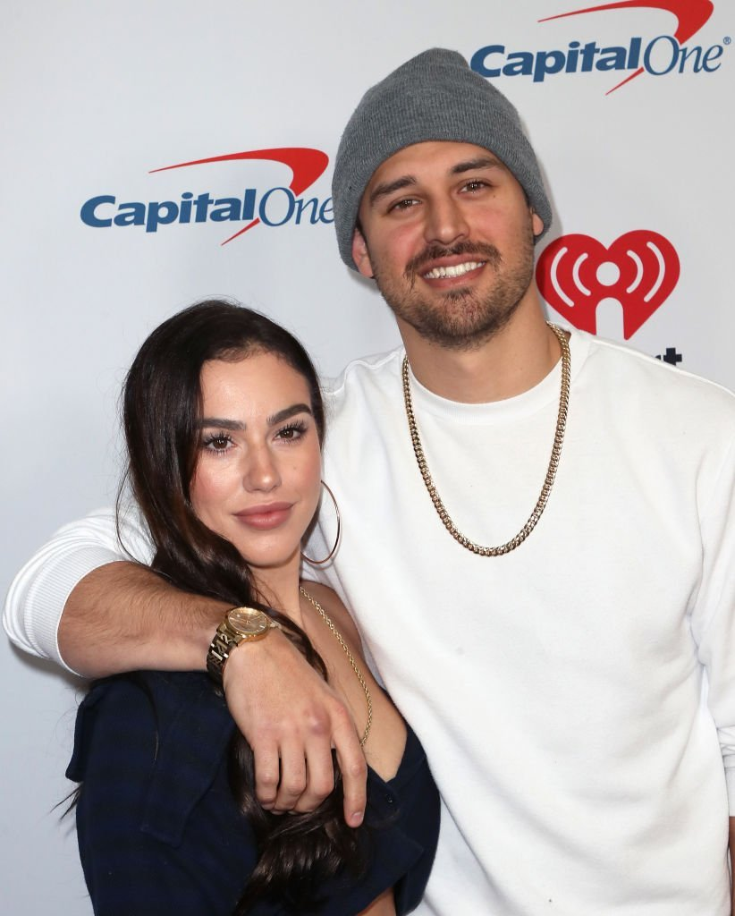 Chrysti Ane and Ryan Guzman attend KIIS FM's Jingle Ball 2019 presented by Capital One at The Forum on December 06, 2019 | Photo: Getty Images