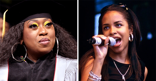 Missy Elliott & Others Pay Tributes to Aaliyah on 18th Anniversary of Her Death