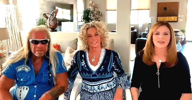 Duane 'Dog' Chapman & His Fiancee Open Up About How They Cried During Their First Phone Call
