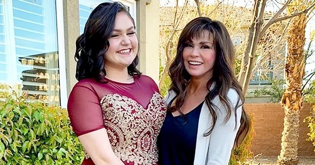 Marie Osmond from 'The Talk' Opens up about Her Teen Daughter Abby in Candid Instagram Post