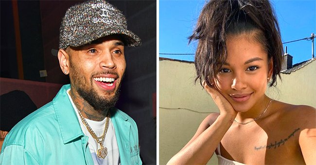 Chris Brown Praises Mother of His Son, Ammika Harris, in His Birthday Tribute for Her