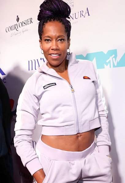 Regina King at Missy Elliot's VMA After Party on August 26, 2019 | Photo: Getty Images