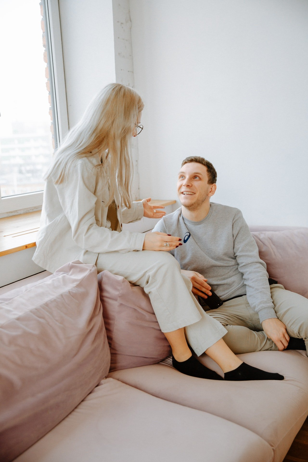 Wife asked if she could trust him | Photo: Pexels