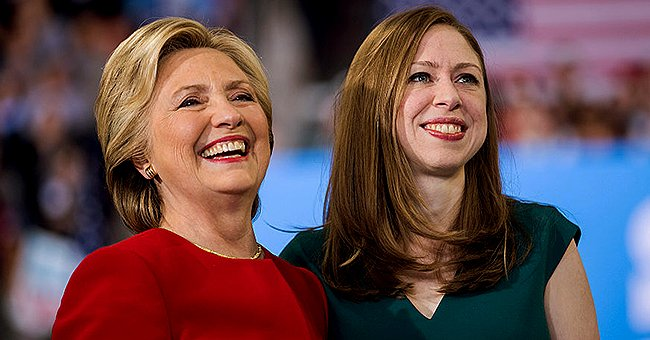 Hillary Clinton Posts Sweet Throwback Pic as She Wishes Daughter Chelsea a Happy 41st Birthday