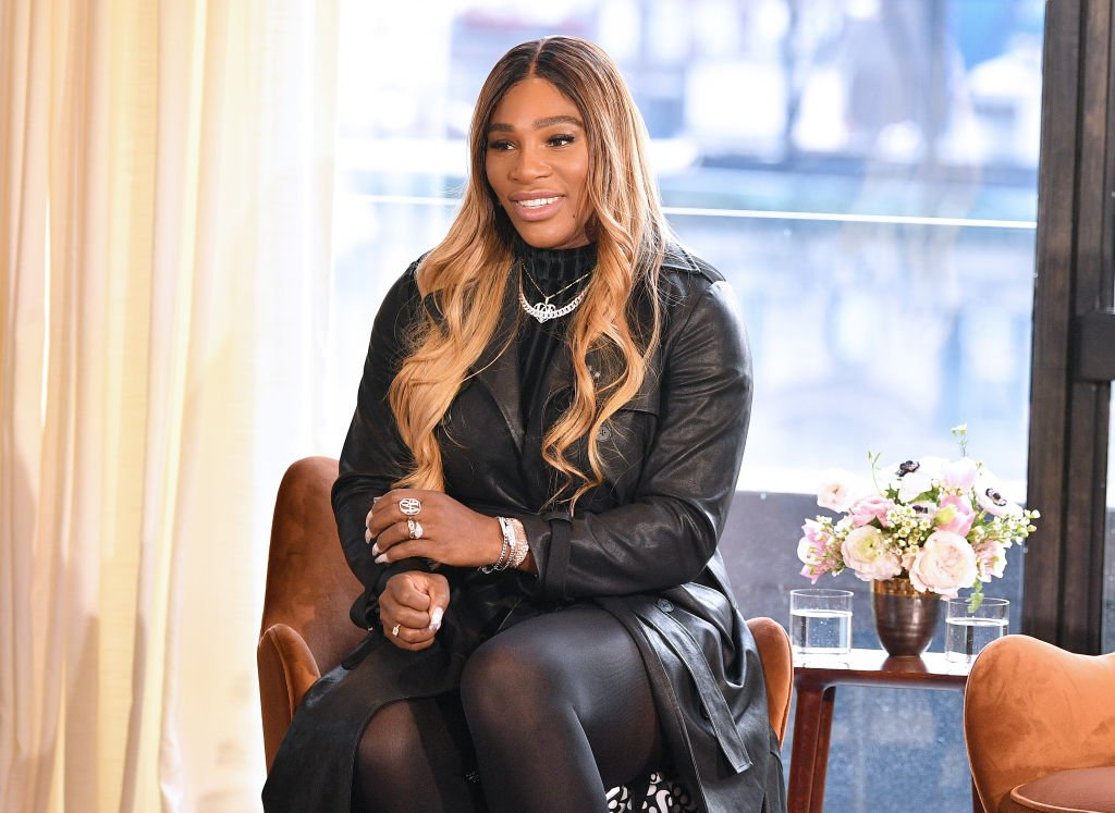 Tennis champion Serena Williams attends the 2020 New York Fashion Week: The Shows at Spring Place in New York City. | Photo: Getty Images