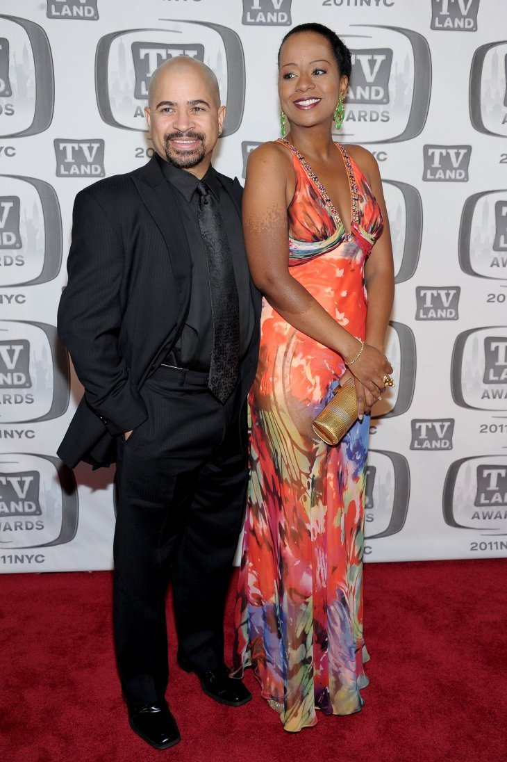 Darryl Bell and Tempestt Bledsoe at the 9th Annual TV Land Awards at the Javits Center on April 10, 2011 in New York City   Photo: Getty Images