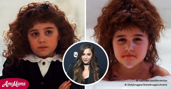 'Curly Sue' star is all grown up and looks unrecognizable