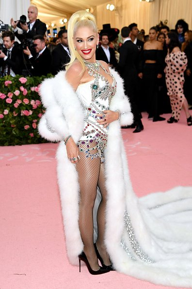 Gwen Stefani, Met Gala Celebrating Camp: Notes on Fashion, 2019 | Quelle: Getty Images