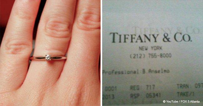 Une femme humilie sauvagement son fiancé après avoir trouvé le reçu de sa bague de mariage