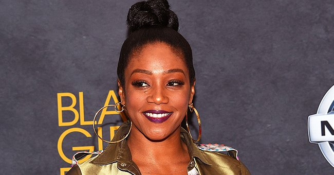 Tiffany Haddish Spotted Quarantining with Rumored Partner Common during Live Video