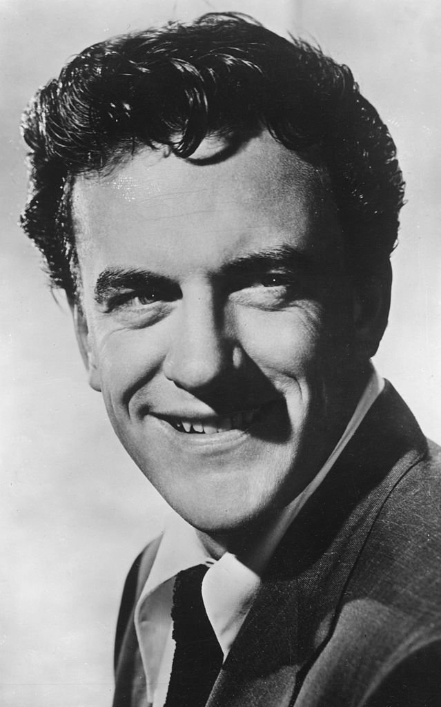 """James Arness, American actor, 20th century. Arness is best known for playing Marshal Matt Dillon in the popular and long-running television series """"Gunsmoke."""" 