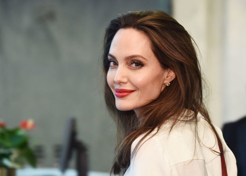 Angelina Jolie on September 14, 2017 in New York City | Photo: Getty Images